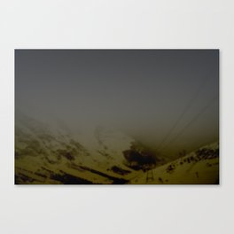 DREAMY WINTER 3 Canvas Print