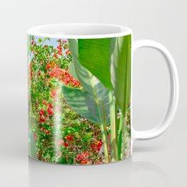 Lush Tropicals Coffee Mug