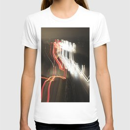 world in motion #2 T-shirt