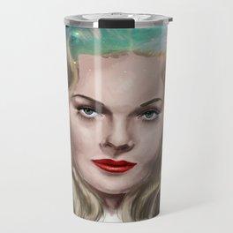 Jeanne Crain Travel Mug