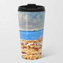 Harbor of Tranquility  Travel Mug