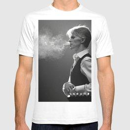Davi-d Bowie Vintage Poster,Rock Music Legends,Print Photo,Wall Art Picture,Housewarmig Gift ,Art Picture,Art Print,Home Decor,Prints T-shirt