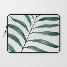 Tropical Greenery - Palm Tree Leaf Laptop Sleeve