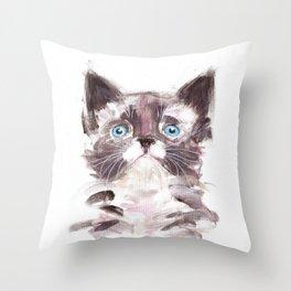 Pete Throw Pillow