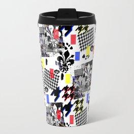 Flor De Lis Travel Mug