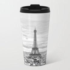 Paris Metal Travel Mug