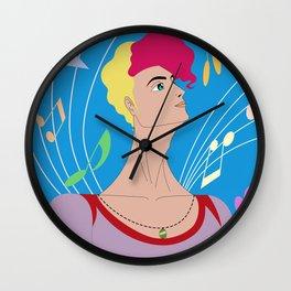 Go Kato Wall Clock