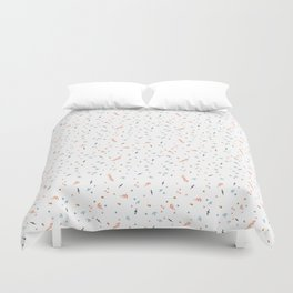 Forest Confetti Duvet Cover