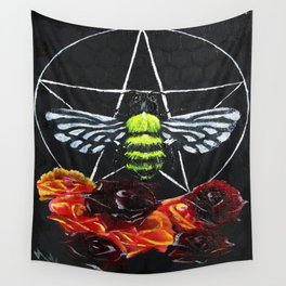 Blessed Bee No. 2 Wall Tapestry