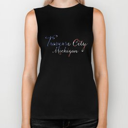 Traverse City Michigan Biker Tank