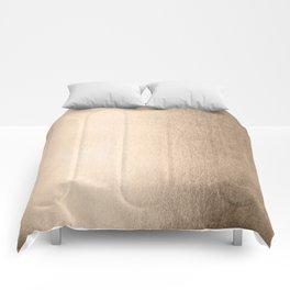 Tahitian Summer Gold Comforters