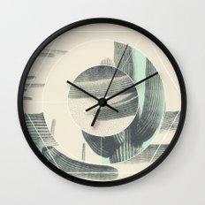 Saguaro Sun Wall Clock
