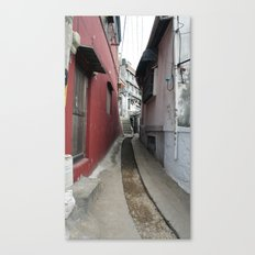 Alley 1 Canvas Print