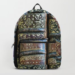 Old Books Backpack