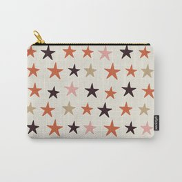 Star Pattern Color Carry-All Pouch