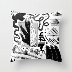 Seance Throw Pillow