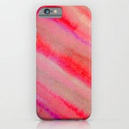 Lines IIII iPhone Case