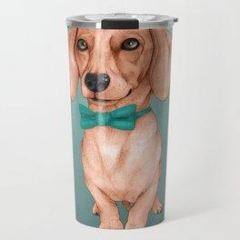 Dachshund, The Wiener Dog Travel Mug
