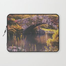 New York City Autumn Laptop Sleeve