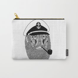 Captain Monkey Pants Of The Sea Carry-All Pouch