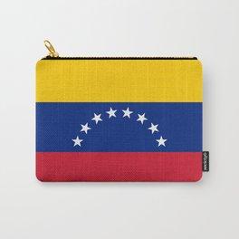 Venezuela Flag Carry-All Pouch