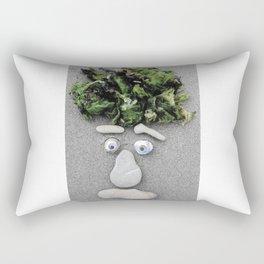 """EPHE""""MER"""" # 209 Rectangular Pillow"""