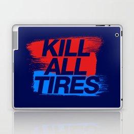 Kill All Tires v3 HQvector Laptop & iPad Skin