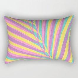 Bright Tropical Palm Rectangular Pillow