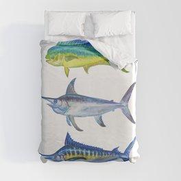 Fish Duvet Cover