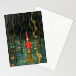Small Journeys Stationery Cards