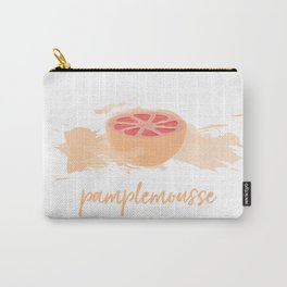 Pamplemousse Carry-All Pouch