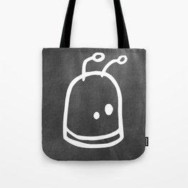 Chalkboard Wallies Tote Bag