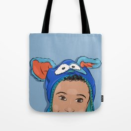 My Bunny Hat Tote Bag