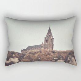 Notre Dame de Bon Secours Rectangular Pillow