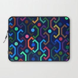 Ethnic Pattern (by night) Laptop Sleeve