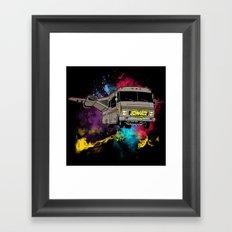 Eagle 5 Framed Art Print