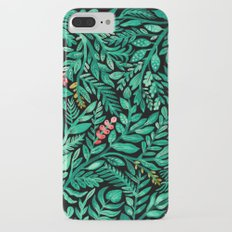 Dark Hedgerow iPhone 7 Plus Slim Case