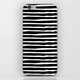 Hand Drawn Stripes iPhone Skin