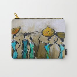 African Pride Carry-All Pouch