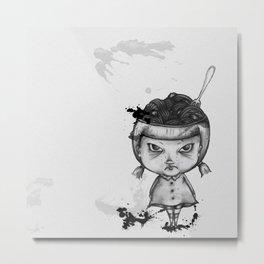 SPAGBOL ON MY MIND - VERSION 2 Metal Print