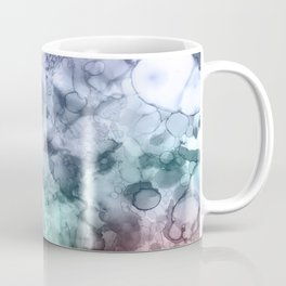 Cheer up - Mixed media ink painting Coffee Mug