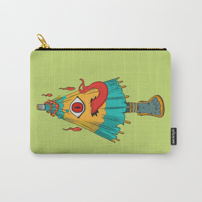 Kasa-Obake Carry-All Pouch