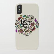 Be You-Tiful iPhone X Slim Case