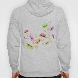 Flower Vine Hoody