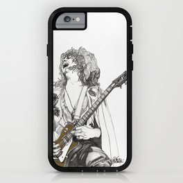 Bolan iPhone Case