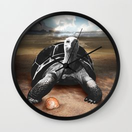 Planet Earth 001 Wall Clock