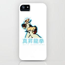 SHIN SHORYUKEN iPhone Case