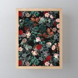 NIGHT GARDEN XXV Framed Mini Art Print