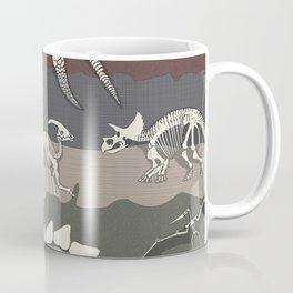 Dinosaur's Dig Coffee Mug