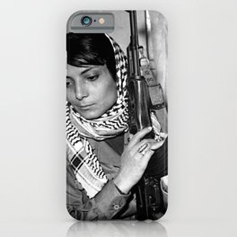 Leila Khaled iPhone Case